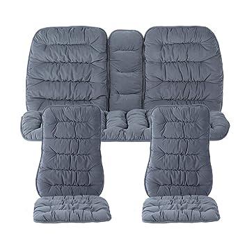 Amazon.com: Ksirui - Cojín de invierno para asiento de coche ...