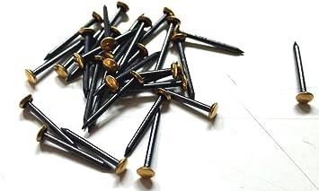 Clous en acier 20 mm Lot de 30 clous pour tableau