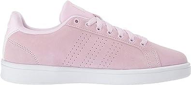 Prominente Delincuente Espera un minuto  Amazon.com | adidas Women's CF Advantage CL W Sneaker, Black/Black/Utility  Black, 5 Medium US | Shoes
