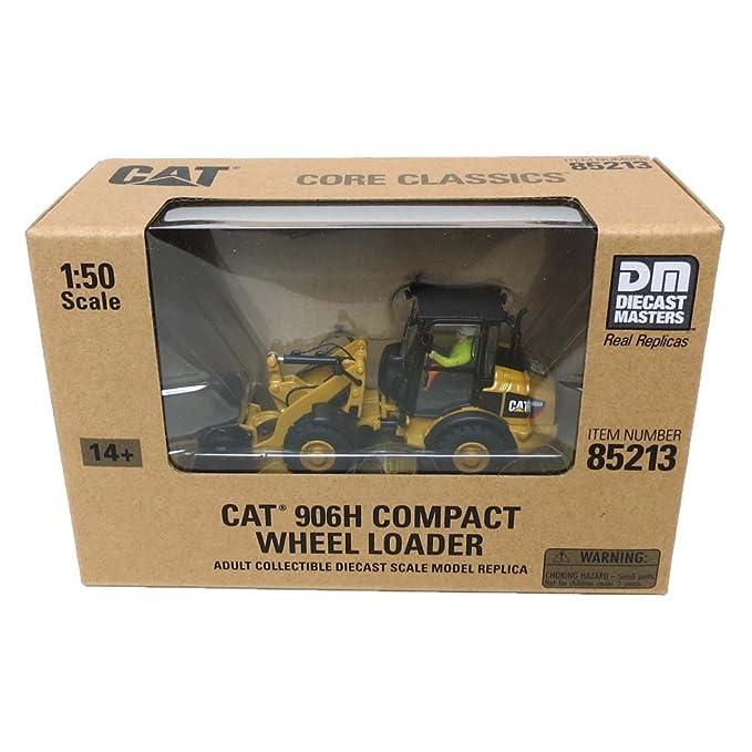 Caterpillar 1:50 Scale Diecast Model Replica 906H Compact Wheel Loader 85213 CAT