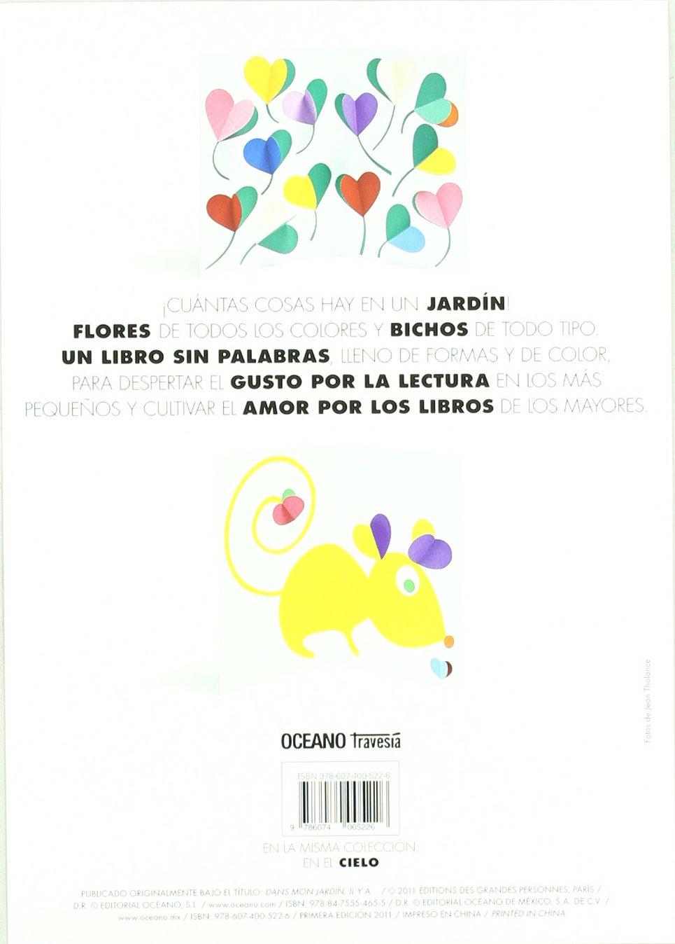 En el Jardín (PRIMERAS TRAVESIAS): Amazon.es: Annette Tamarkin: Libros