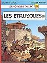Les voyages d'Alix, tome 18 : Les Etrusques 1/2 par Denoël
