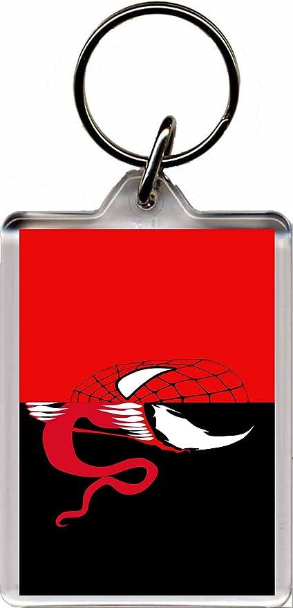 Spiderman (Venom) Llavero: Amazon.es: Equipaje