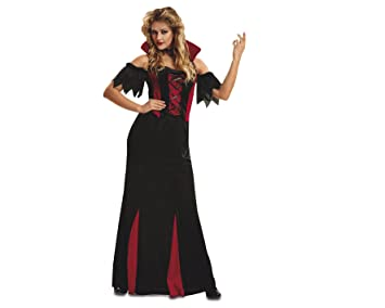 My Other Me Me-200238 Disfraz de vampiresa para mujer, S (Viving Costumes 200238