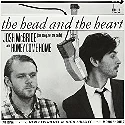 Josh McBride / Honey Come Home (10'' 78rpm Vinyl)