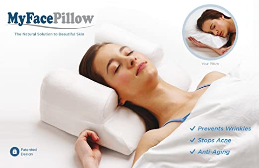 face pillow prevents wrinkles