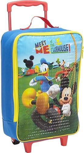 Disney Mickey Pilot Case Blue