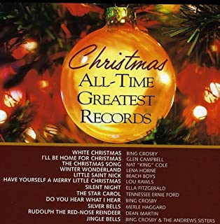 christmas all time greatest records - I Heard The Bells On Christmas Day Youtube