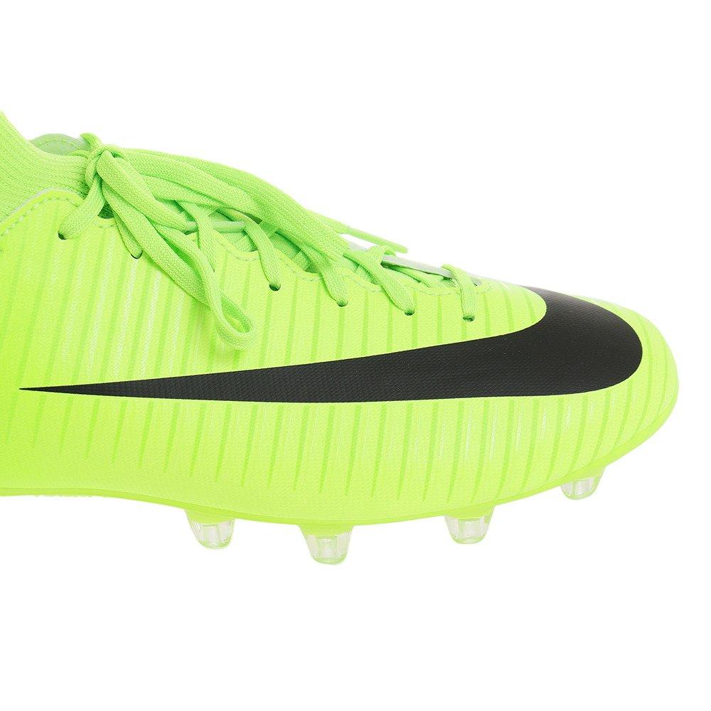 pretty nice 31c63 a83ec Nike Botas Mercurial Victory Vi DF AG Pro Amarillo con Calcetín  Amazon.es   Zapatos y complementos