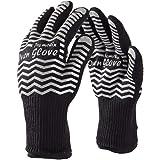八番屋 【1双】耐熱手袋 キッチン用手袋 バーベキュウー適用 左右兼用