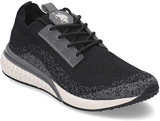 U.s. polo assn. FELIX4118S9/T1 Zapatos Hombre Negro 43 ...