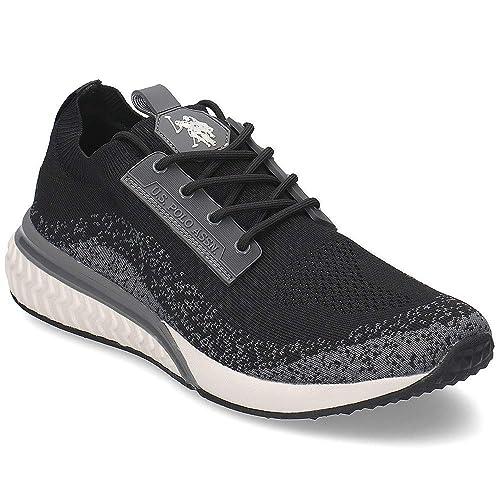 U.s. polo assn. FELIX4118S9/T1 Zapatos Hombre Negro 41: Amazon.es ...