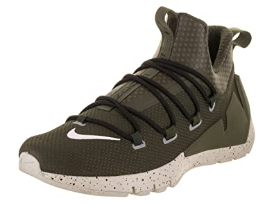 new style 4bffc 1b82d Nike Men s Air Zoom Grade Cargo Khaki Black Sequoia Casual Shoe 8 Men US