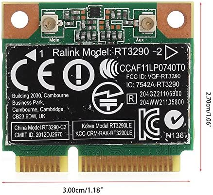 USB 2.0 Wireless WiFi Lan Card for HP-Compaq Pavilion A1200.fi