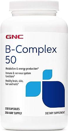 GNC B-Complex 50
