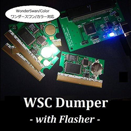 GAMEBANK-web.comオリジナル「WSCダンパー」 / ワンダースワン カラー WonderSwan Color DUMPER レトロゲーム 吸い出しツール [0955]