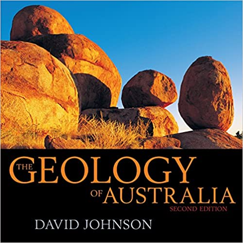 Book The Geology of Australia