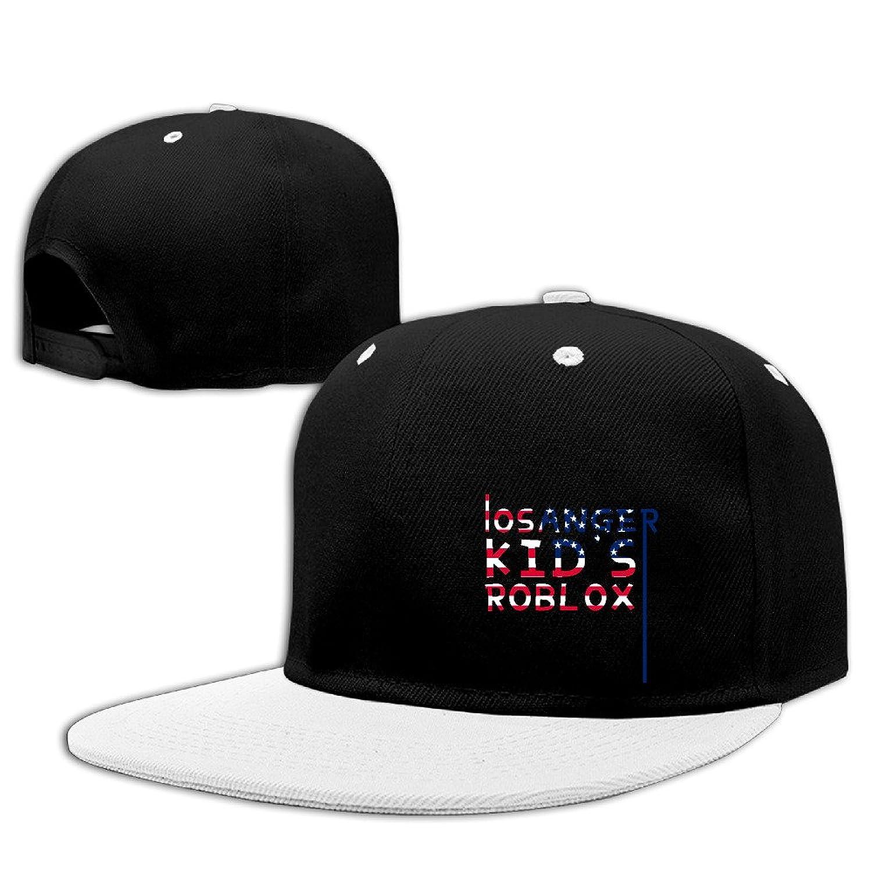GXGML LOSANGELES+usa Unisex Fashion Baseball Adjustable Hip Pop Cap Cool Truck Hat Hip Pop Caps Unisex,men And Women White