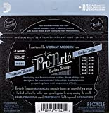 D\'Addario EJ46FF ProArte Carbon Classical Guitar Strings, Dynacore Basses, Hard Tension