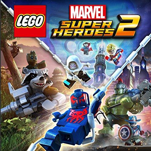 Lego Marvel Super Heroes 2  - PS4 [Digital Code] by Warner Bros Interactive. Entertainment, Inc.
