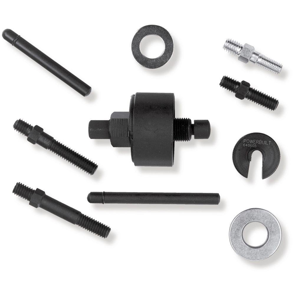 Alltrade 648605 Kit 20 Power Steering and Alternator Pulley Removal and Installation Tool Set by Alltrade (Image #2)