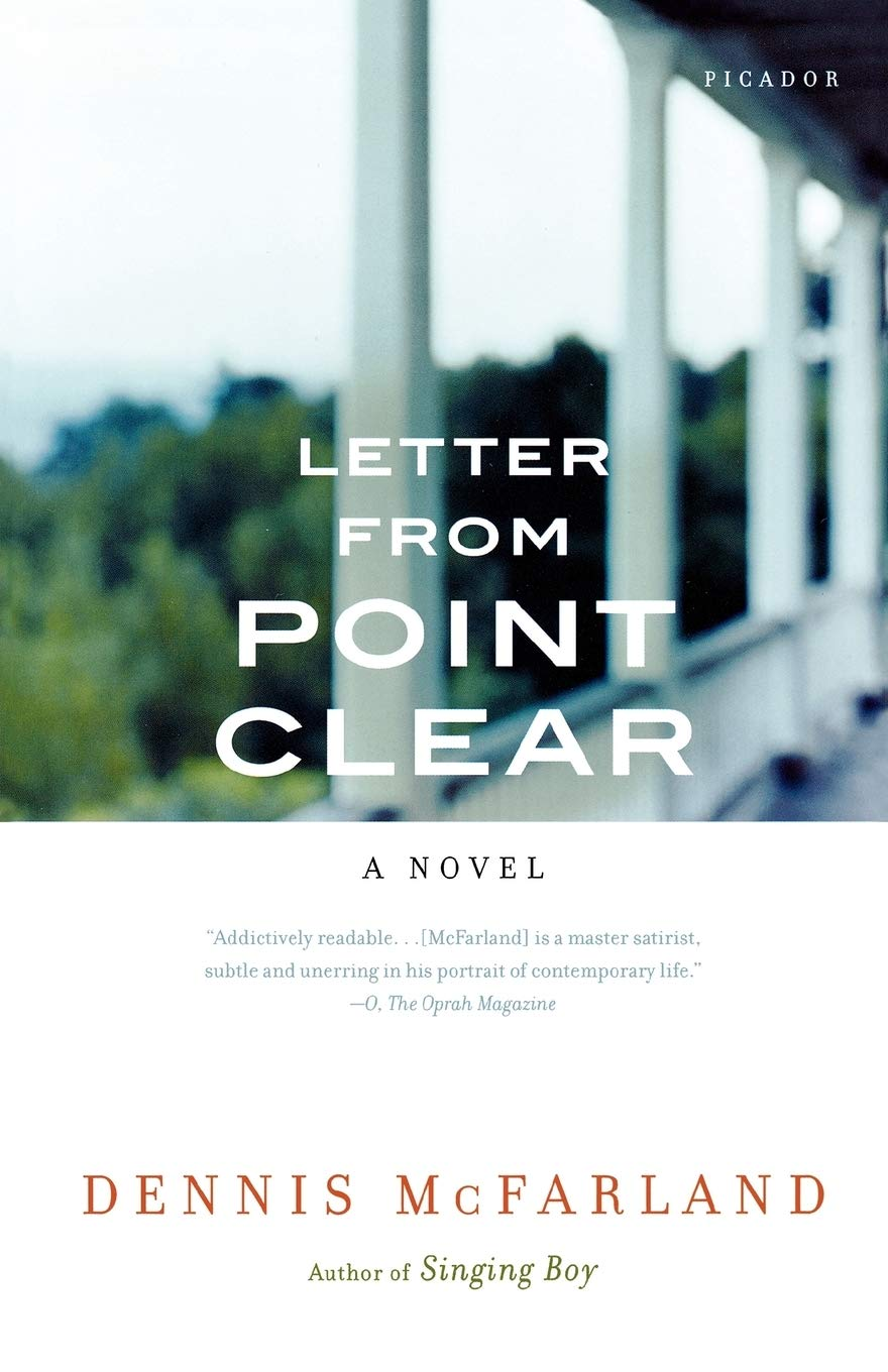 Ebook Letter From Point Clear By Dennis Mcfarland