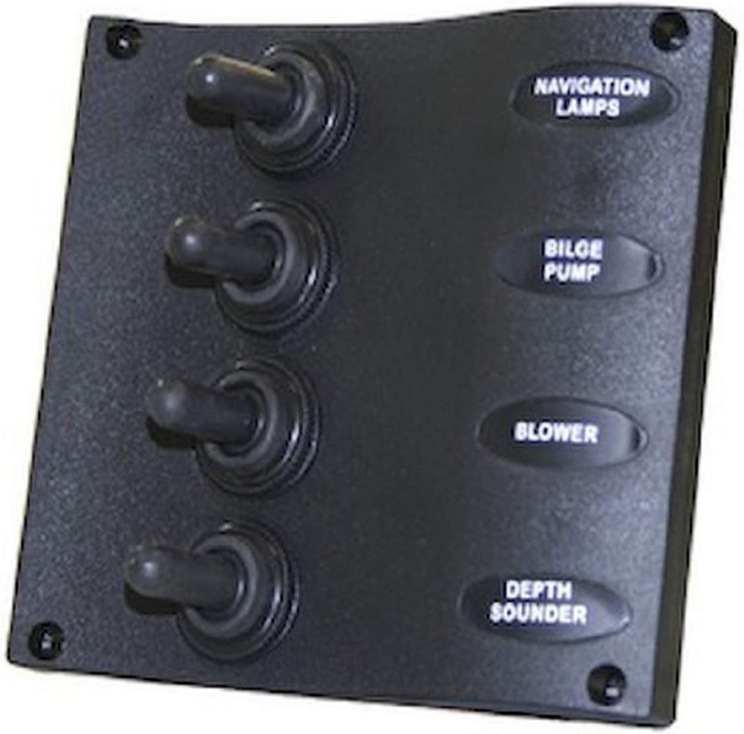 SeaSense Marine 4 Way Switch Panel