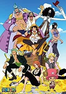 One Piece 3D lenticular poster 3DMM-31 (japan import)