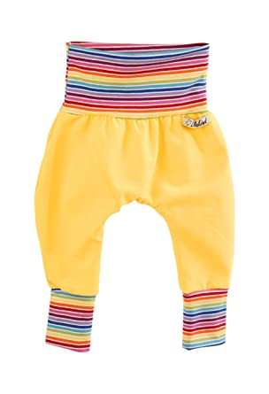 half off e632c 26b94 Lilakind Pumphose Hose Babyhose Hochwertige Handarbeit Jersey Uni Bunt  Streifen