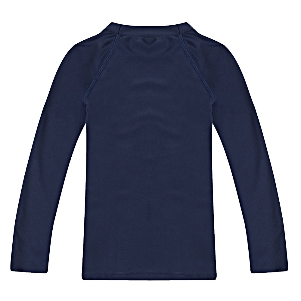ca73bbba4a031 ESTAMICO Kids Rash Vest Sun Protection Rash Guard Childrens Long Sleeve  Swimming Shirt: Amazon.co.uk: Clothing