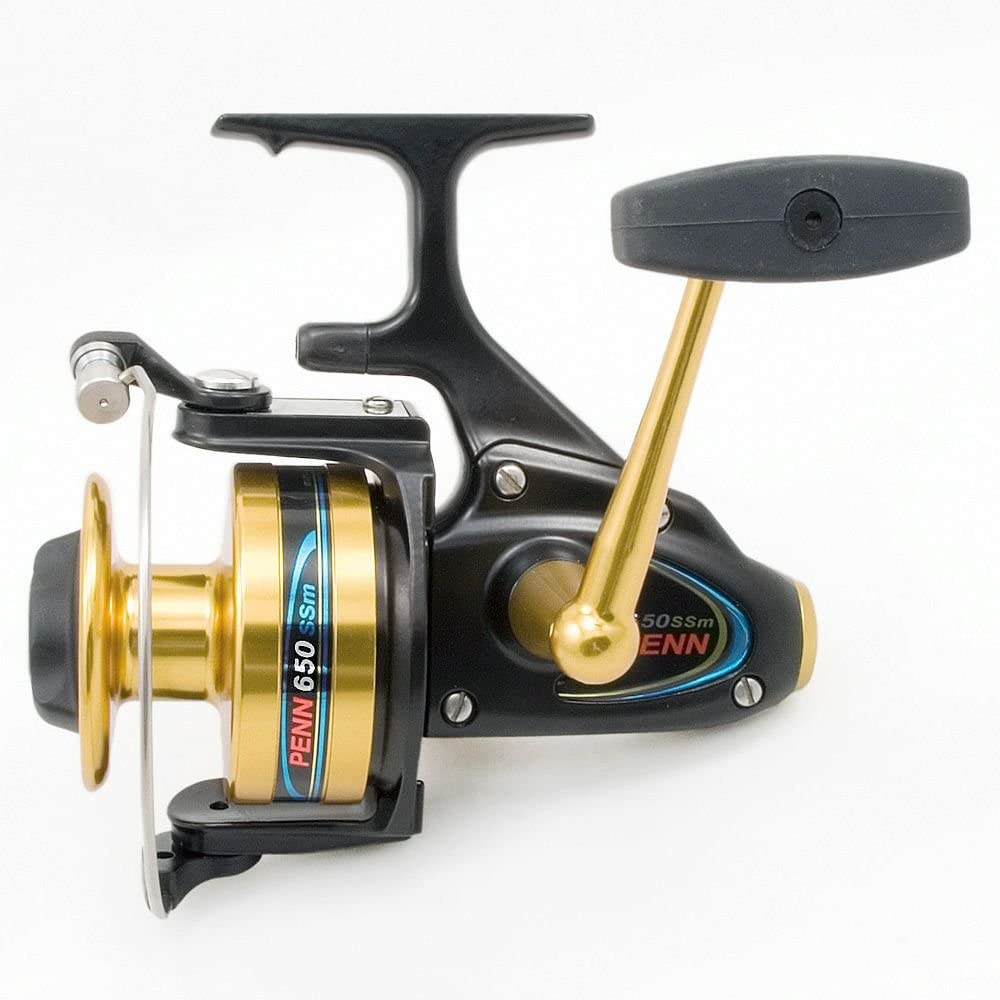 Penn Spinfisher SS Serie Metal Spinning Carrete (250-yard, 15 ...