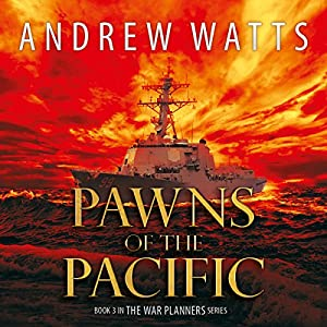 Pawns of the Pacific Audiobook