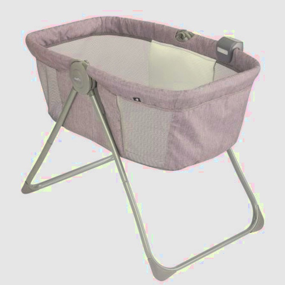 Vintage Baby Bassinet, Large Portable Camping Crib Pillow for Kids, Mobile Best Selling Sleeping Matress & E-Book