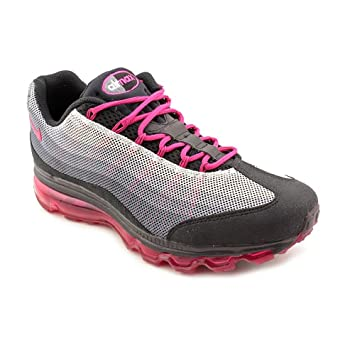 reputable site 269e3 06920 Amazon.com: Nike Womens Air Max 95 DYN FW /BLACK/DARK GREY ...