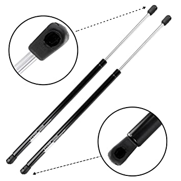 Amazon Com Eccpp Lift Support Front Hood Replacement Struts Gas