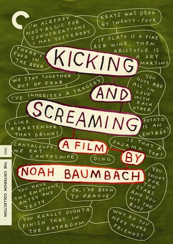 Kicking and Screaming (The Criterion Collection) - Kicking Santa