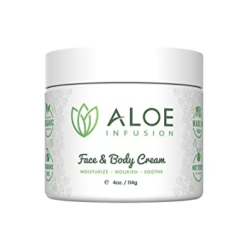 body and face cream