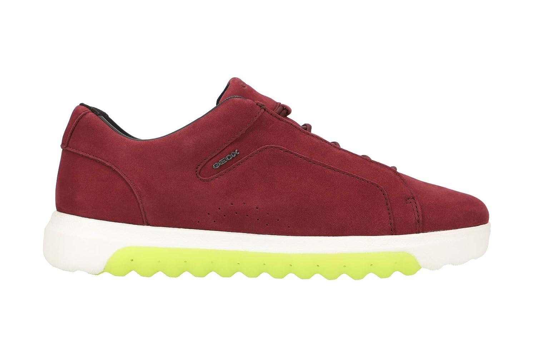 GEOX Sneaker uomo U NEXSIDE A red