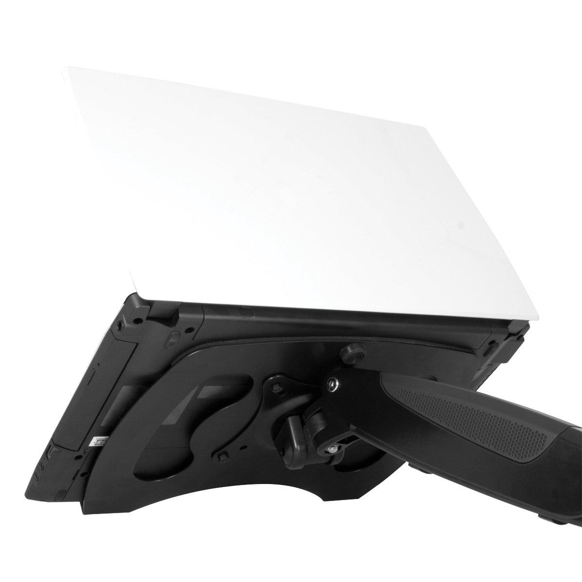 Z2-3D Arctic Brazo De Soporte Para 2 Monitores