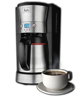 Melitta 46894 10-Cup Thermal Coffeemaker