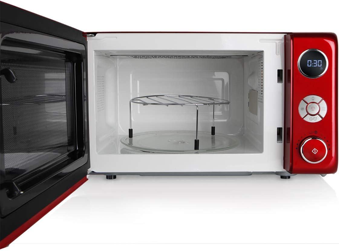 Orbegozo MIG 2042 - Microondas con grill, 20 litros de capacidad ...