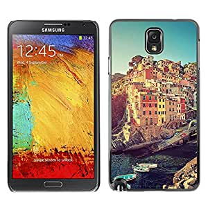 Hot Style Cell Phone PC Hard Case Cover // M00103331 sea the life places // Samsung Galaxy Note 3
