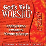 God's Kids Worship - Red: Today's Top Praise & Worship Songs