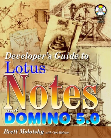 Developer's Guide to Lotus Notes and Domino R5