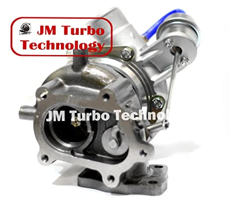 Amazon.com: JM Turbo Compatible For Isuzu NPR 2005-2009 Motor 4HK1 5.2L Diesel Turbocharger: Automotive
