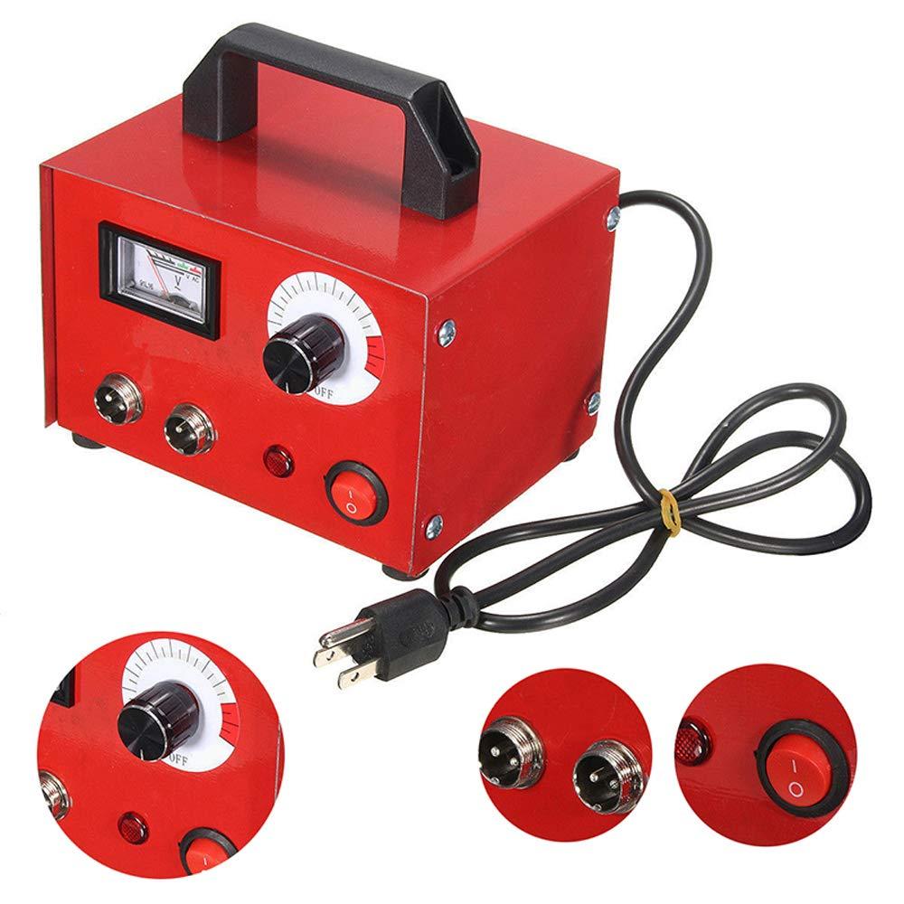 Funwill 100W Multifunction Pyrography Machine Gourd Wood Burning Tool Crafts Kit(110V)