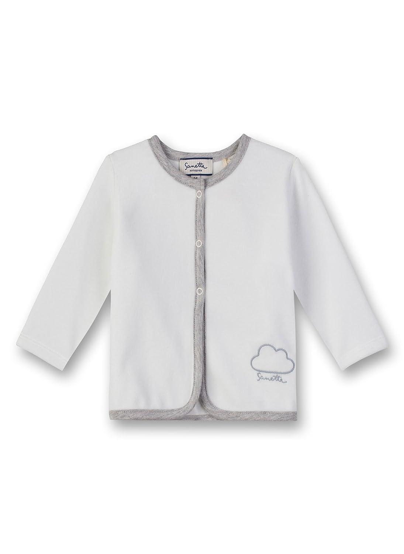 Sanetta Unisex Baby Sweatjacke Jacket 901739.0
