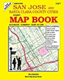 San Jose & Santa Clara County, California Map Book