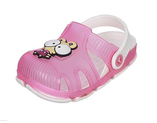 6c8cf0b7a0f2 Lil Firestar Baby Kids Unisex Eva Sandals Shoes Clogs (12 Months to 17  Months)