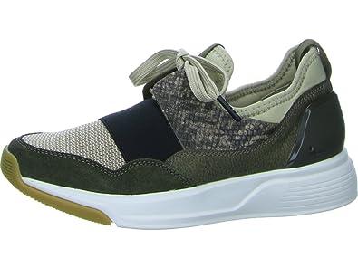 Tamaris Cashew Sneaker Schnürschuh Damen: : Schuhe